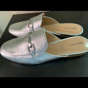 Silver Fancy Slides